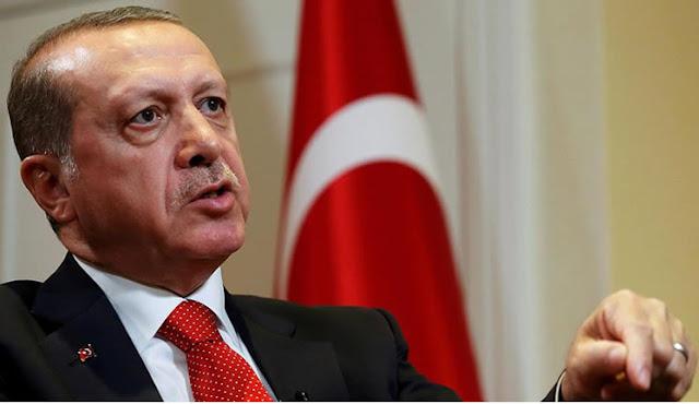 Erdoğan dan Pers yayılmacılığı ve PYD ye Silah Desteği açıklaması