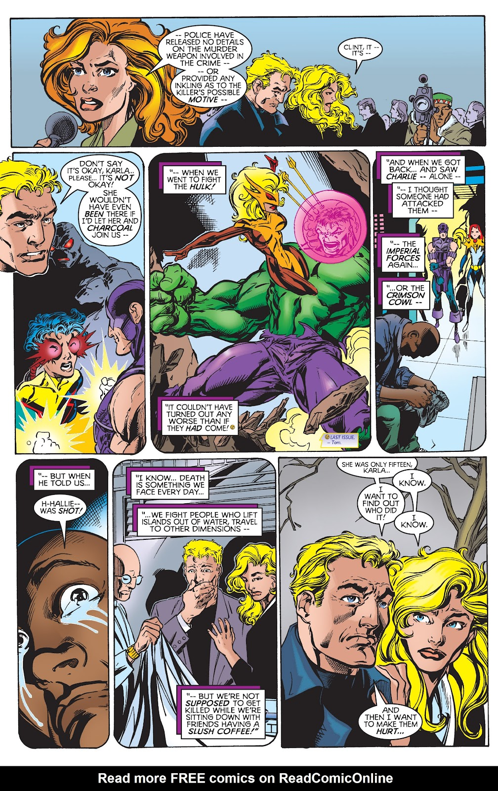 Read online Hawkeye & The Thunderbolts comic -  Issue # TPB 1 (Part 3) - 100