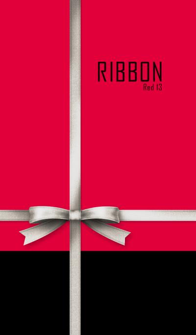 Ribbon/Red 13