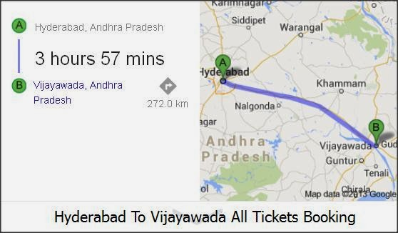 Hyderabad to Vijayawada Bus Tickets Booking - Bus Tickets ...