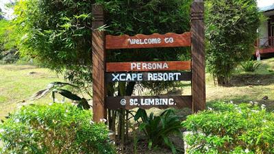 XCape Resort Pilihan Terbaik Untuk Tenangkan Fikiran