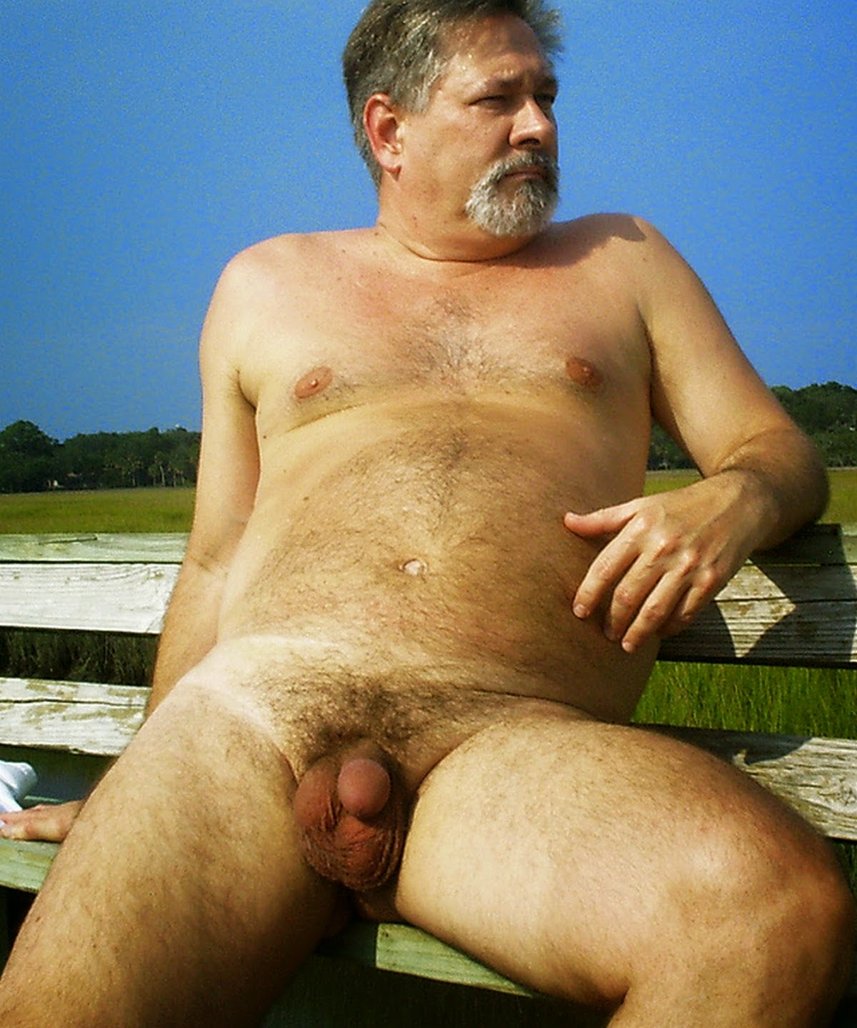Gay Mature Senior 84
