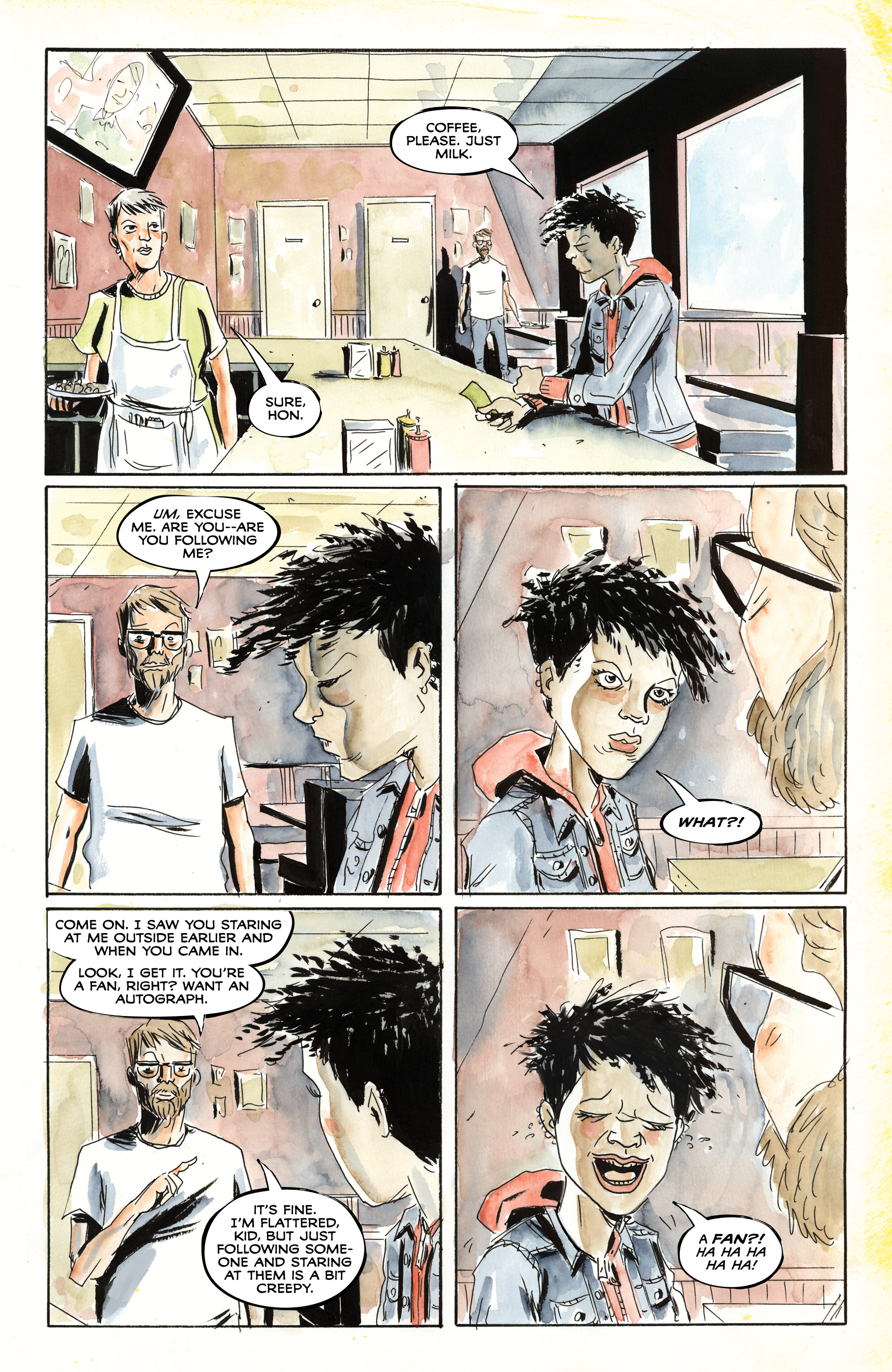 Read online Royal City comic -  Issue #4 - 8