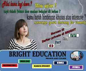Lowongan Kerja Tentor Bimbel Bright Makassar