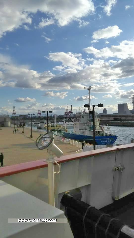 bercuti di Osaka Jepun Santa Maria Cruise