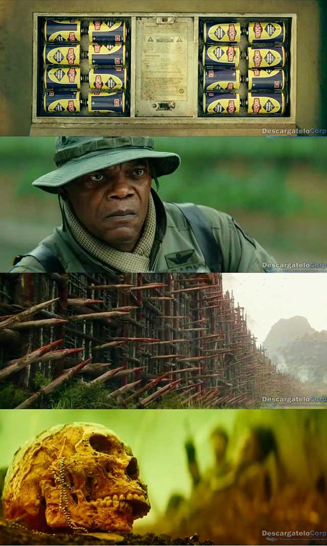 Kong La Isla Calavera (2017) HD 720p