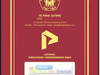 Contoh LPPA/Raport KB (Play Group) Usia 2-3 dan 3-4 Tahun Kurikulum 2013