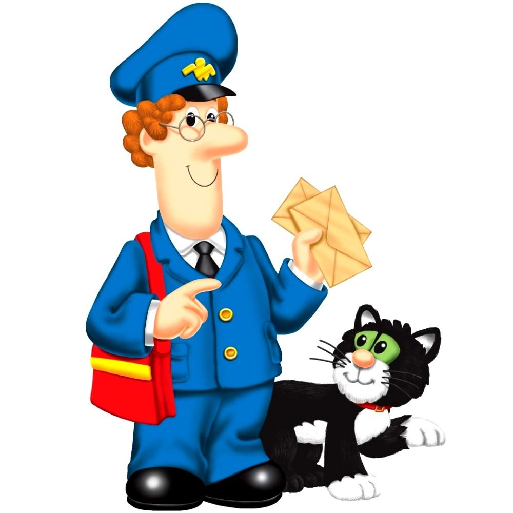 Gambar Kartun Postman Pat Gambar 3
