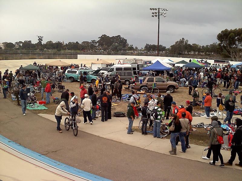 swap meet velodrome san diego 2014