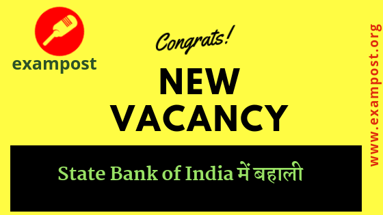 recruitment-notification-state-bank-India