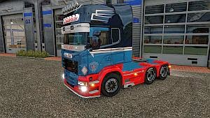 Scandifresh scania for RJL