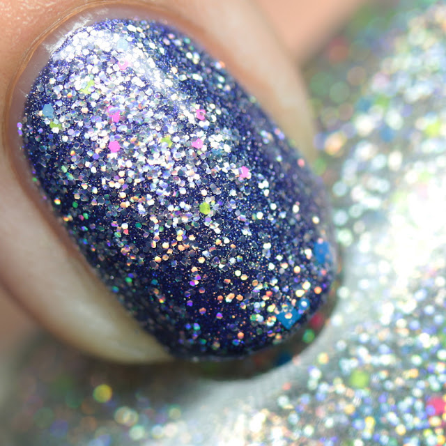 Different Dimension StarGazer over Anonymous Lacquer Dream Like a Unicorn