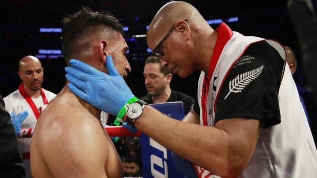Petinju Amir Khan Menyerah Dan Crawford Menang TKO 2019