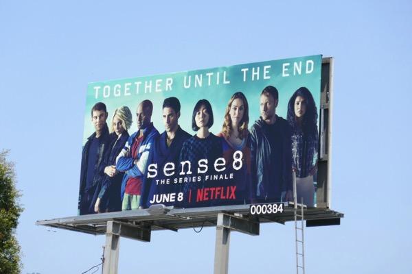 Sense8 NETFLIX finale billboard