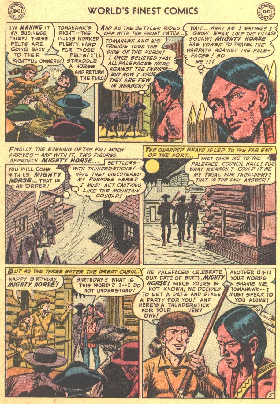 Read online World's Finest Comics comic -  Issue #80 - 32