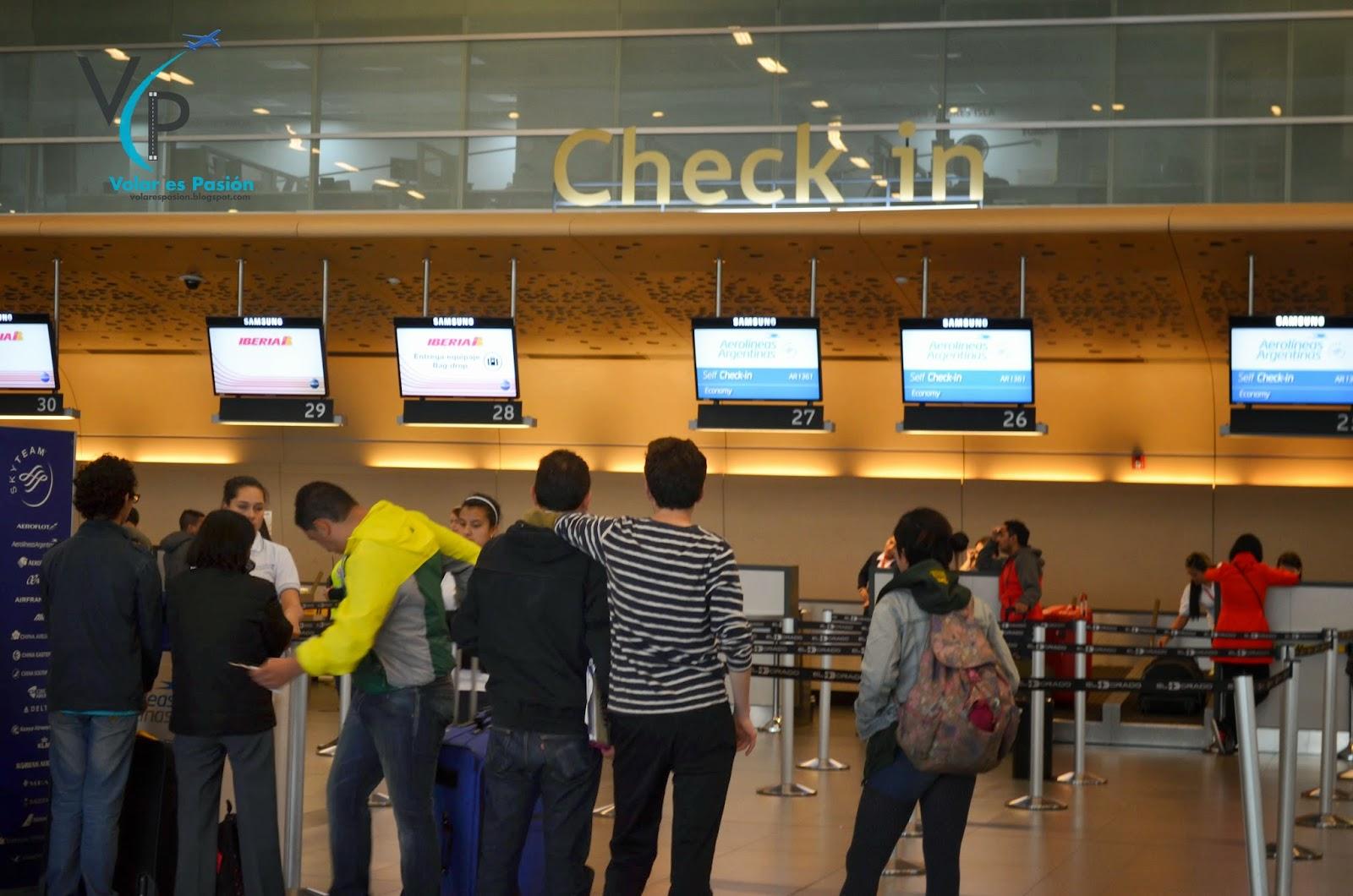 Volar es pasi n cr nica de vuelo bogot buenos aires for Puerta 6 aeropuerto el dorado