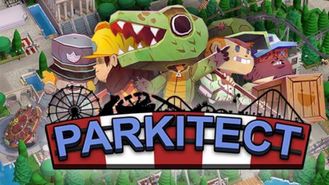 parkitect تحميل مجانا