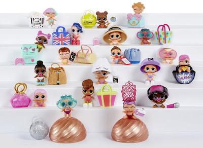 Фото всех маленьких куколок LOL Surprise 3 сезон 1 волна маленькие сестрички