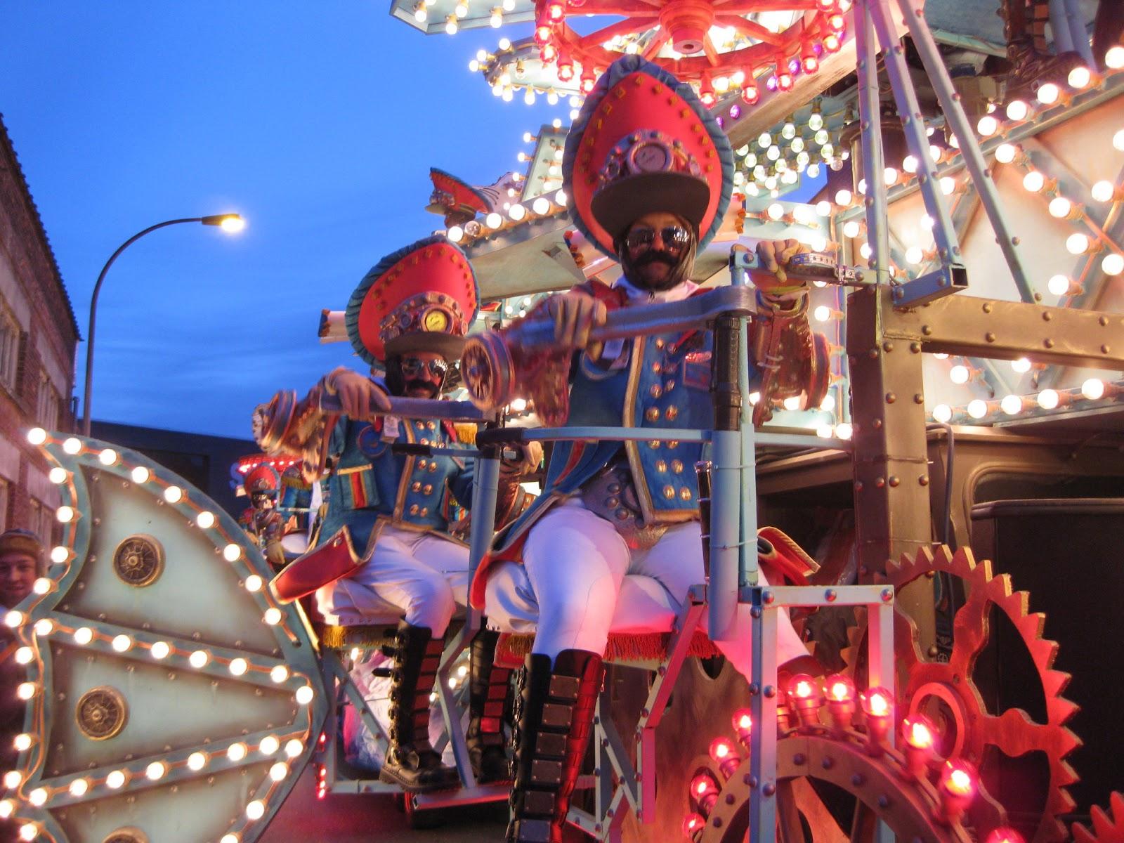 Carnaval Aalst foto- en videoblog: Aalst Carnaval - AKV