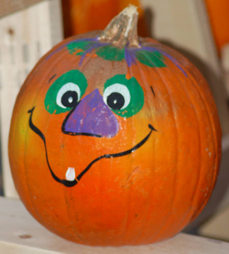 Pumpkin Face Pictures: Dirt-Dust-Desperation: Diary Of A Handyman's Wife