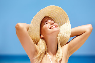 piel sana en verano