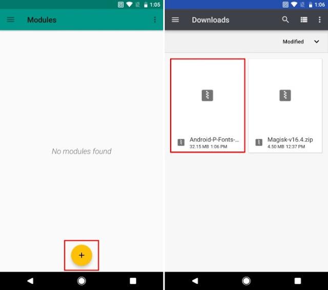 cara Instal Emoji dan font baru Android P di perangkat Android Cara instal emoji dan font android p di semua hp android