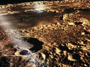 Ay ile Dünya'nın Eş Zamanlı Dönüşleri ve Ayın Karanlık Yüzü