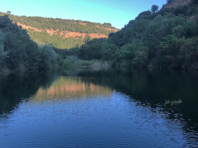 Alcaraz, laguna