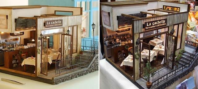 Resultado de imagem para nunu's house miniature
