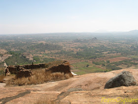Bhairavadurga fort, One of Navadurgas around Bangalore