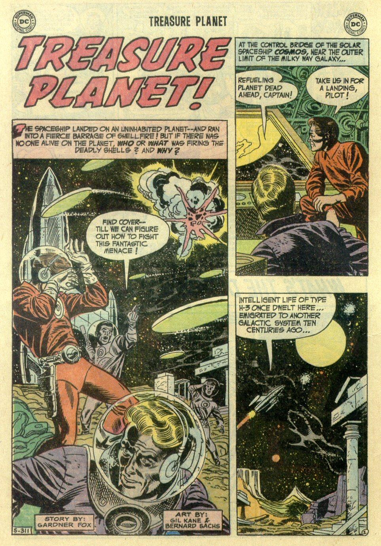 Strange Adventures (1950) issue 222 - Page 16