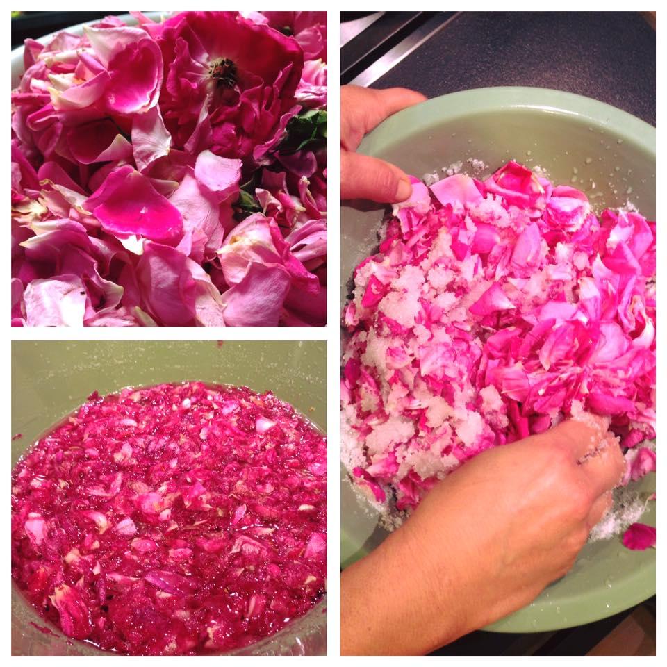 P te choux confettura di rose come la si fa in turchia - Col foglio rosa posso portare passeggeri ...