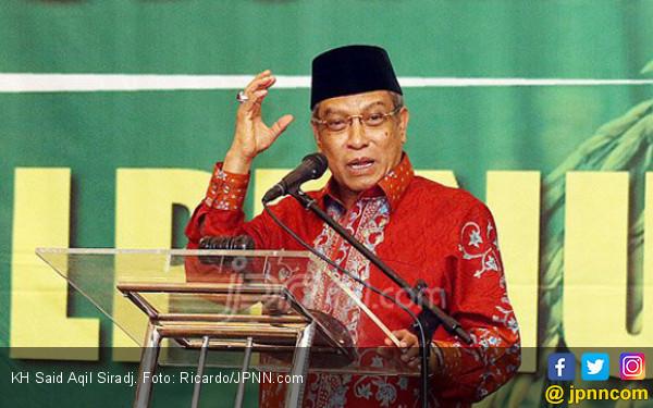 Jokowi dan Prabowo Mendekat, NU Dukung Siapa?