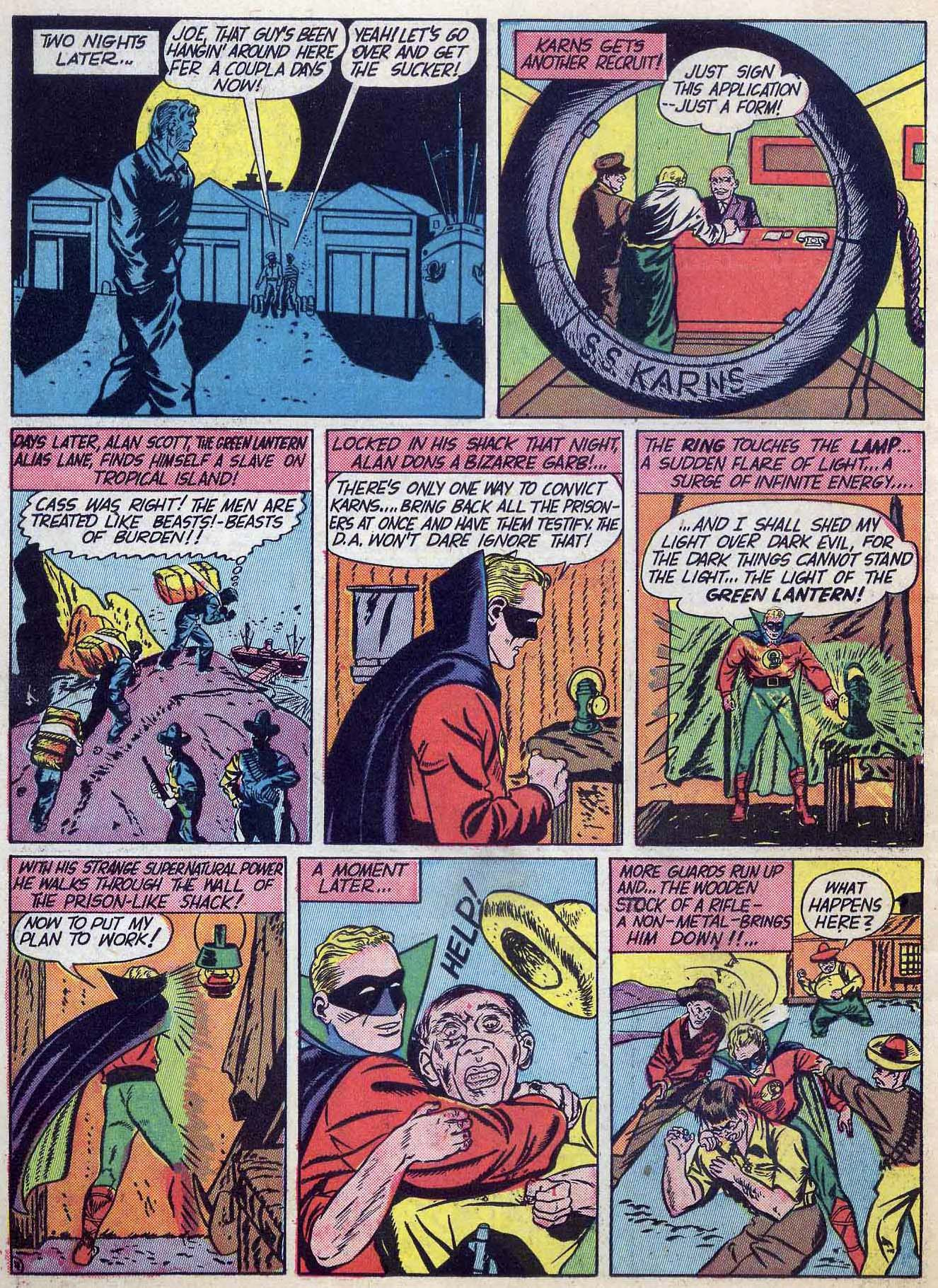 Read online All-American Comics (1939) comic -  Issue #24 - 6