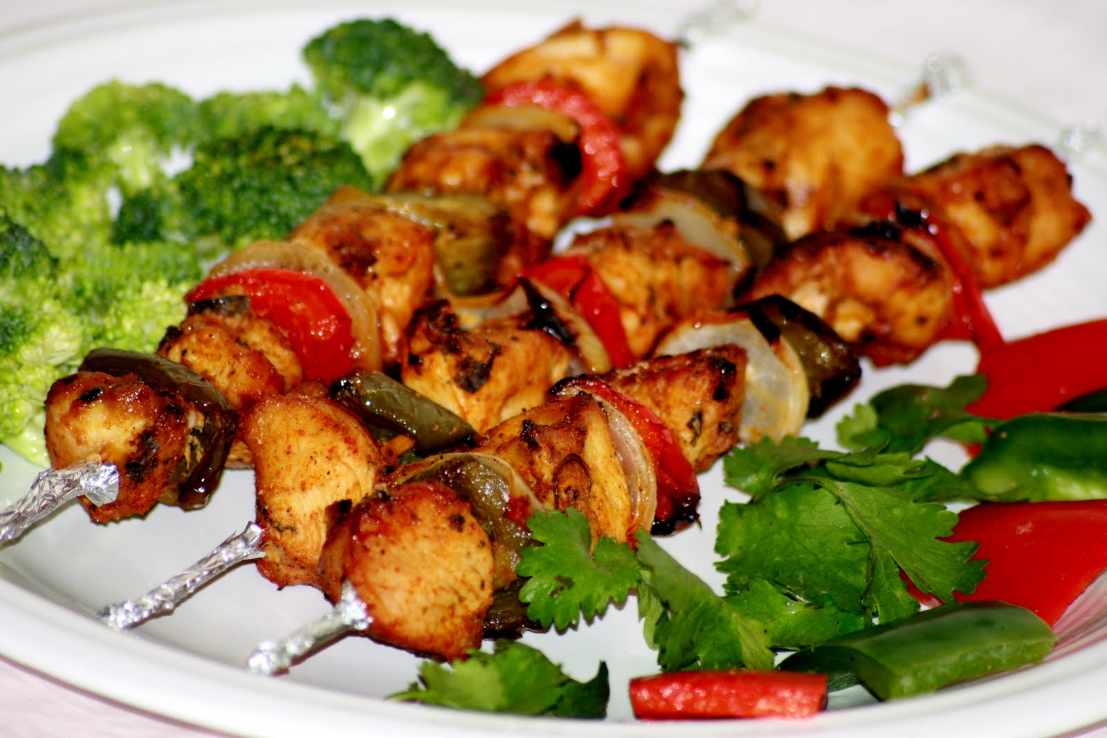 Third Kitchen: Chicken Tikka