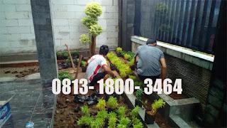 Jasa Pembuatan Taman Di Serpong,Tukang Taman Serpong