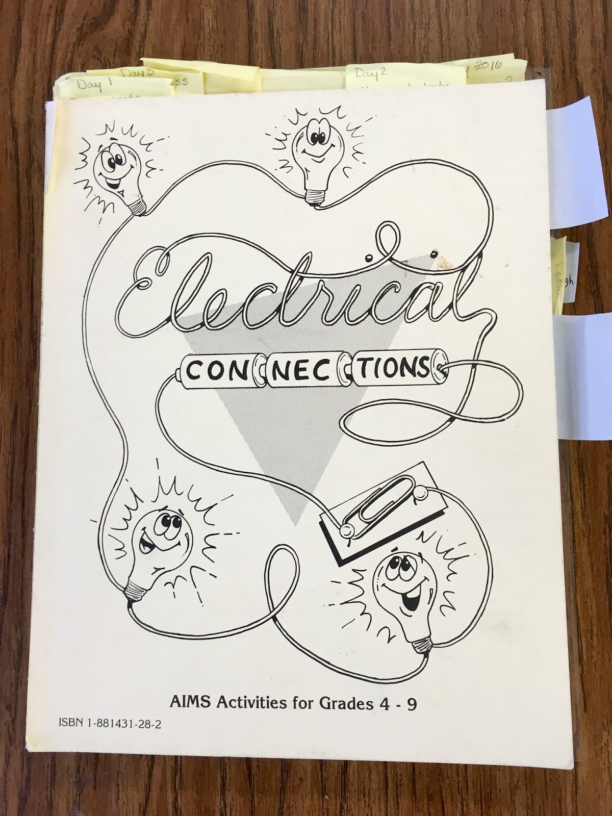 Owl About Teaching: Electrical Circuit Quiz Folders