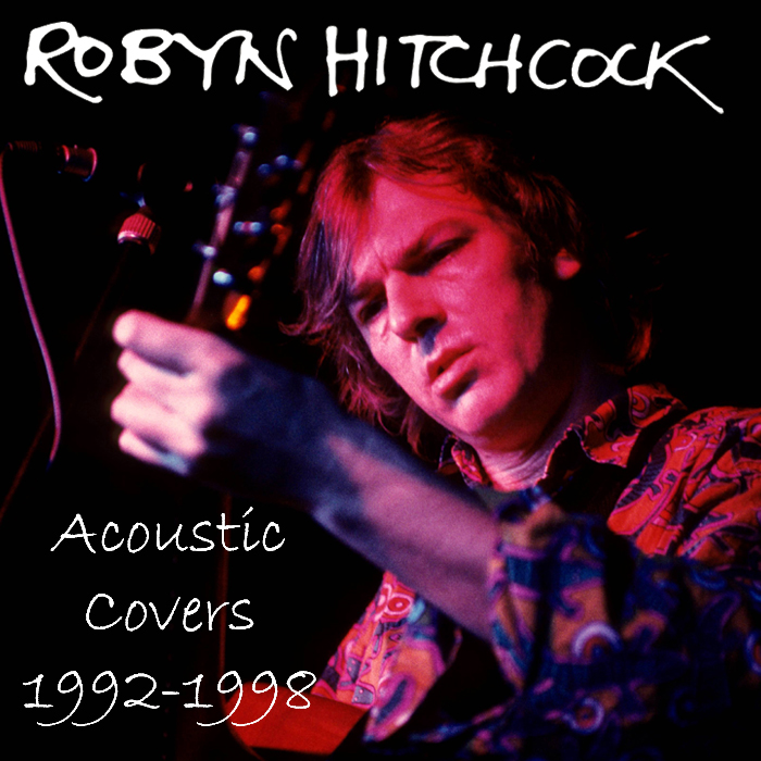 Albums That Should Exist: Robyn Hitchcock - Acoustic Covers, 1992-1998