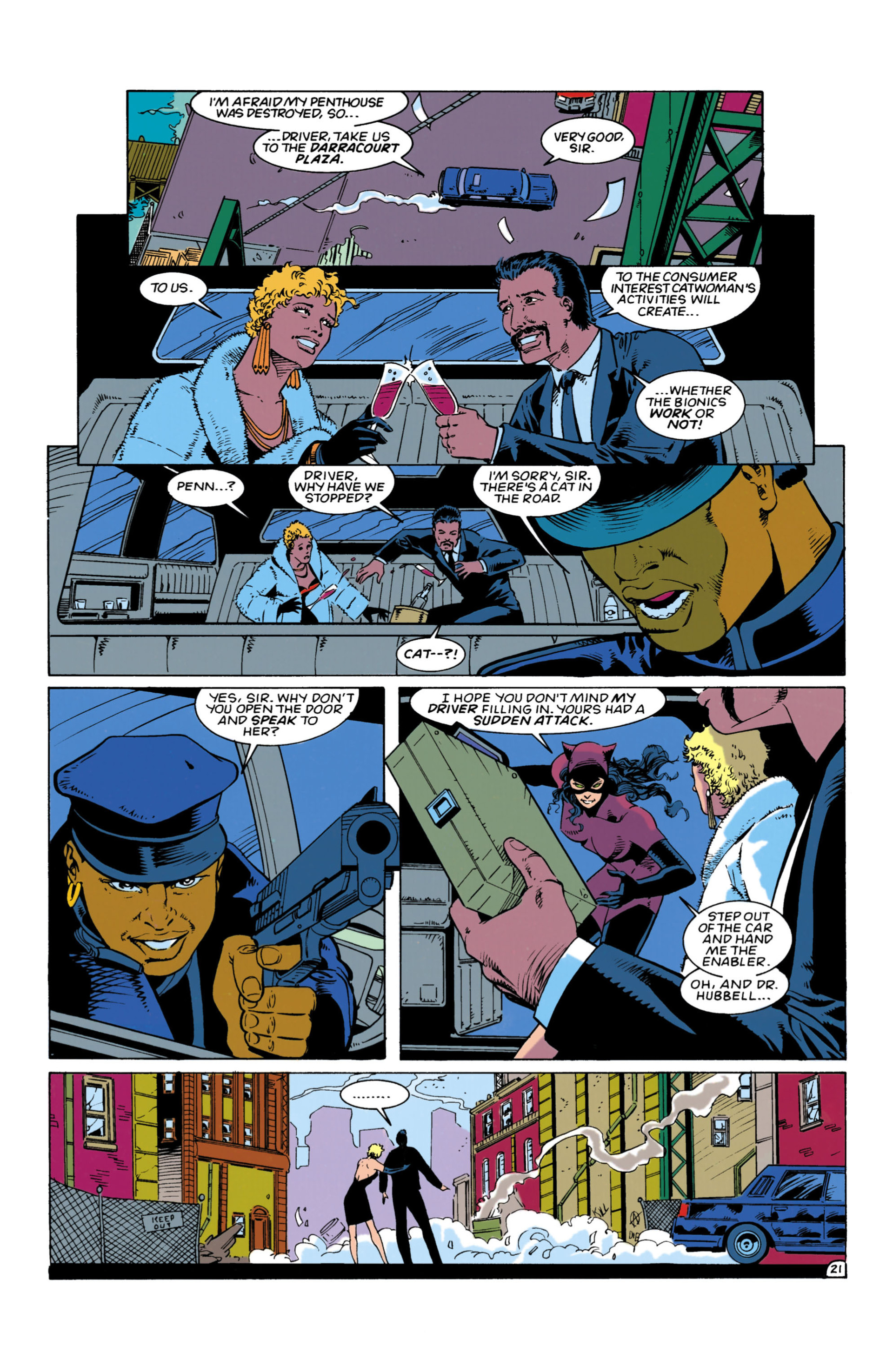 Catwoman (1993) Issue #13 #18 - English 22