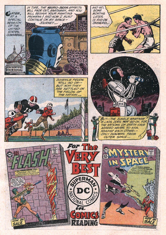 Strange Adventures (1950) issue 137 - Page 11
