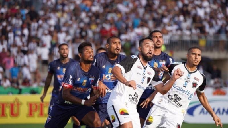 Botafogo-PB vence Fortaleza e assume liderança do Grupo B 59b51afabf9d5