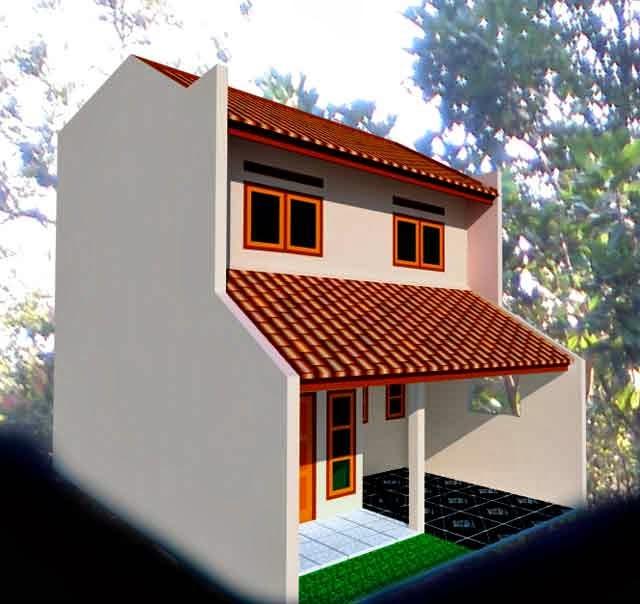 Desain Rumah Minimalis Type 21 Terbaru 2014