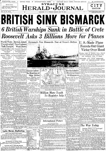 Syracuse Herald-Journal 27 May 1941 worldwartwo.filmnispector.com