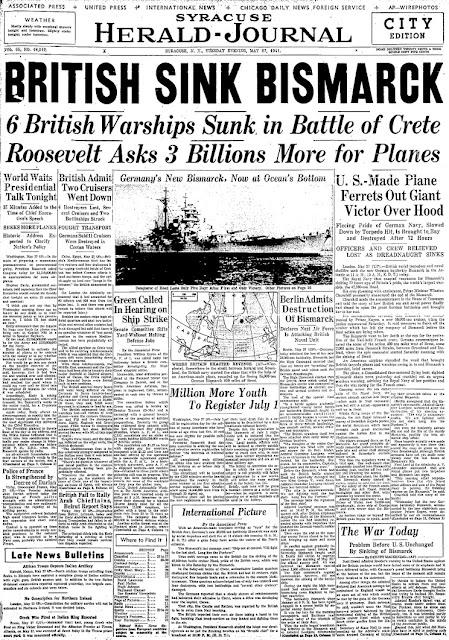 Syracuse Herald-Journal 27 May 1941 worldwartwo.filmnispector.com