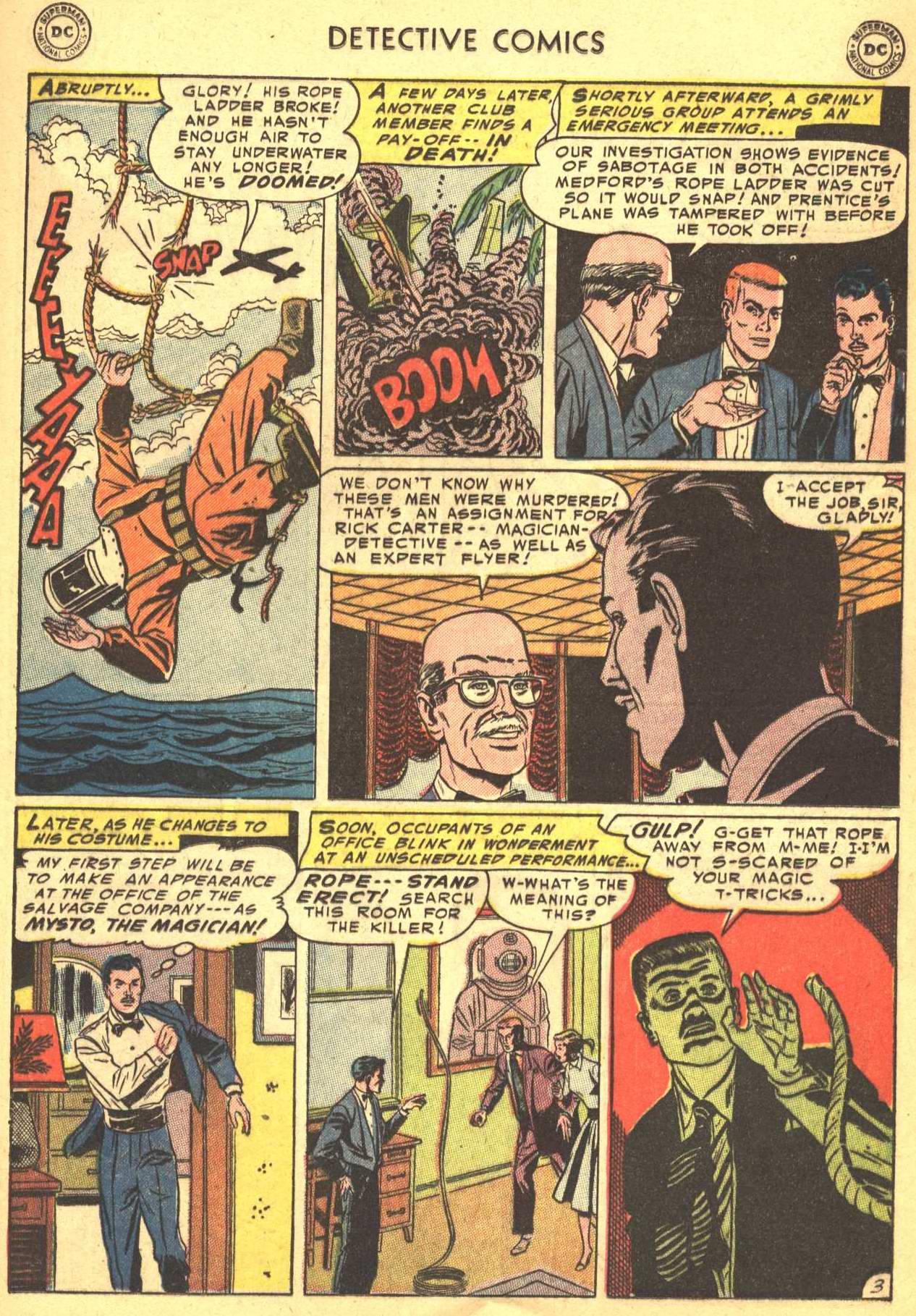 Read online Detective Comics (1937) comic -  Issue #206 - 24