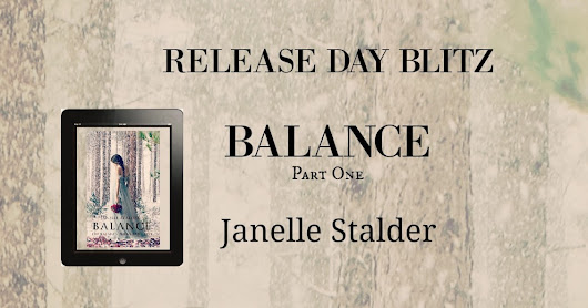 ***HOT NEW RELEASE*** BALANCE by Janelle Stalder