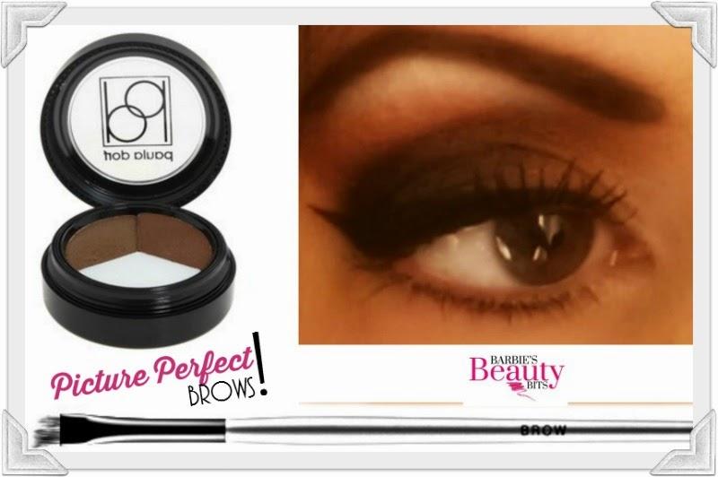 Picture perfect eyebrows by barbies beauty bits