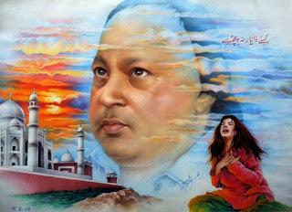 Saanson Ki Mala Pe Simrun Mein Pi Ka Naam by Nusrat Fateh Ali Khan