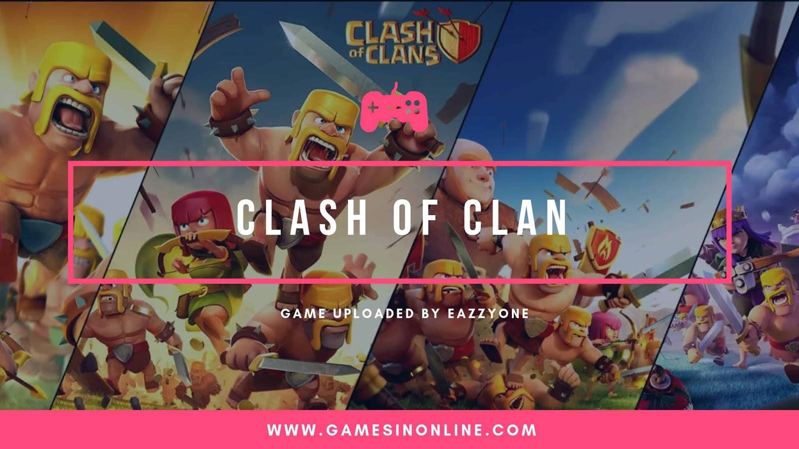 Clash of Clan Mod 10 322 27 free download