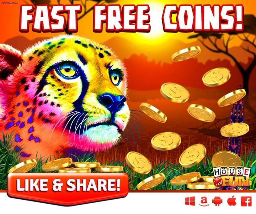 House of Fun Free Bonus Free Coins And Spins House of